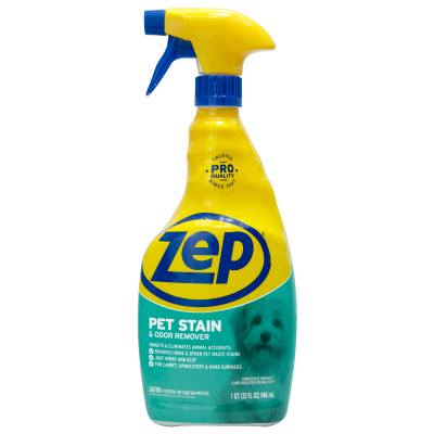 Zep Pet Stain Odor Remover
