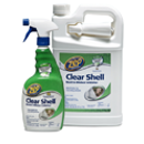 Clear Shell Mold & Mildew Inhibitor