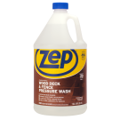 Zep Wood Deck & Fence Pressure Wash Concentrate